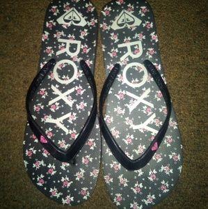 Roxy sandals size 9/10